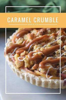 caramel crumble