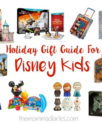 Holiday Gift Guide For Disney Kids