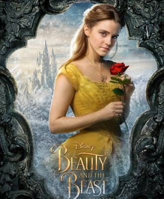 BEAUTY AND THE BEAST – Character Posters Now Available!!
