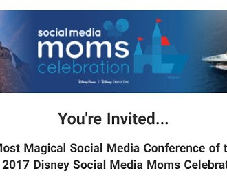 We're Going to the 2017 Disney Social Media Moms Conference! #DisneySMMC