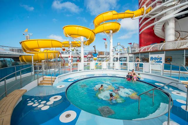 Disney Wonder Aqua Lab