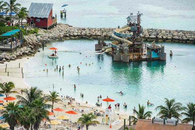 Castaway Cay Pelican Plunge