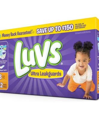 Savings on Luvs Diapers — Don't Miss Out!