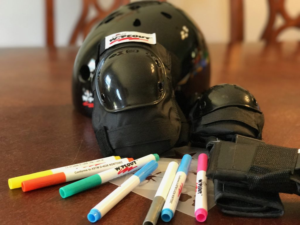 Encourage Kids Bike Safety With Fun Protective Gear The Momma