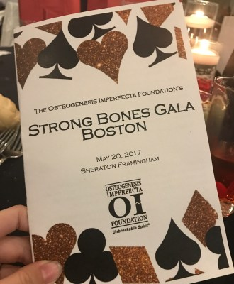 The Osteogenesis Imperfecta Foundation's Strong Bones Gala Boston
