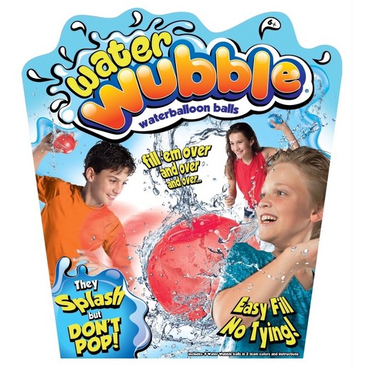 Water Wubble Water Balloon Balls