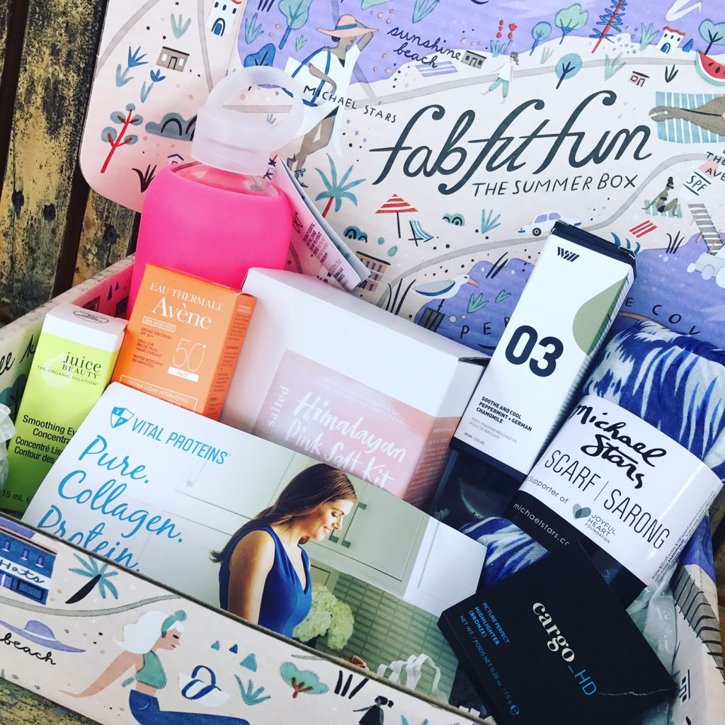 FabFitFun Summer 2017 Box
