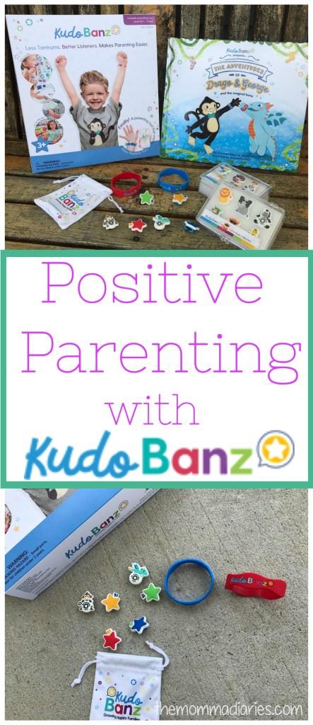 Positive Parenting, Gentle Parenting, Kudo Banz