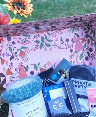 FabFitFun Fall 2017 Box Reveal + Promo Code