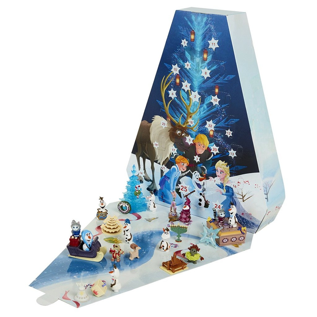 Olaf's Frozen Adventure Advent Calendar