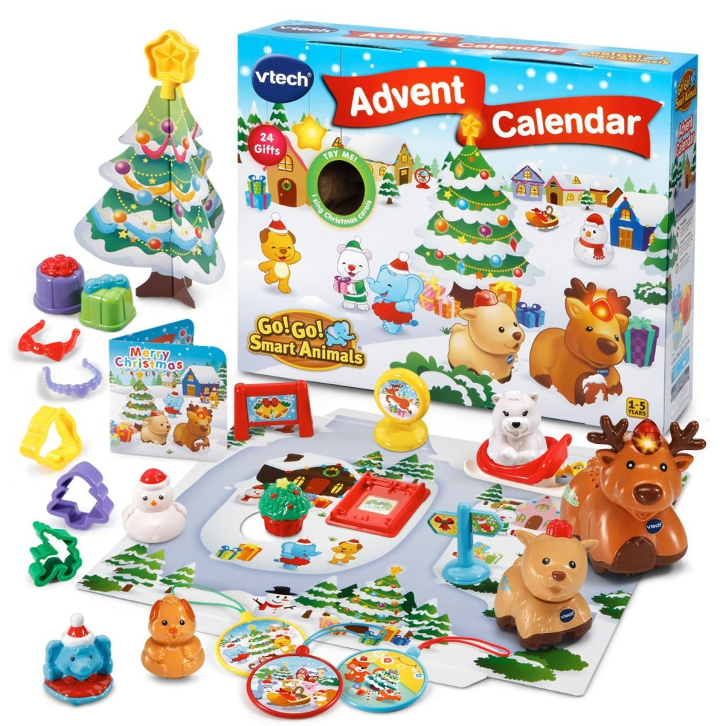 VTech Go Go Smart Animals Advent Calendar