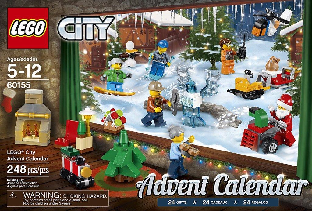 Lego City Advent Calendar