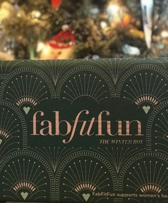 FabFitFun Winter 2017 Box Reveal + Promo Code!