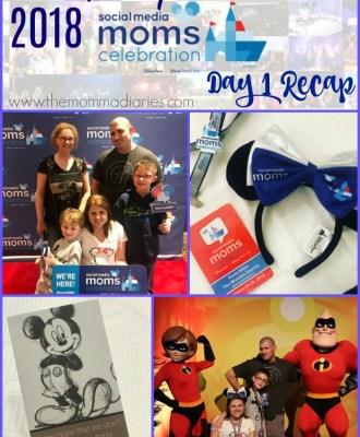 2018 Disney Social Media Moms Celebration | Day 1 Recap #DisneySMMC