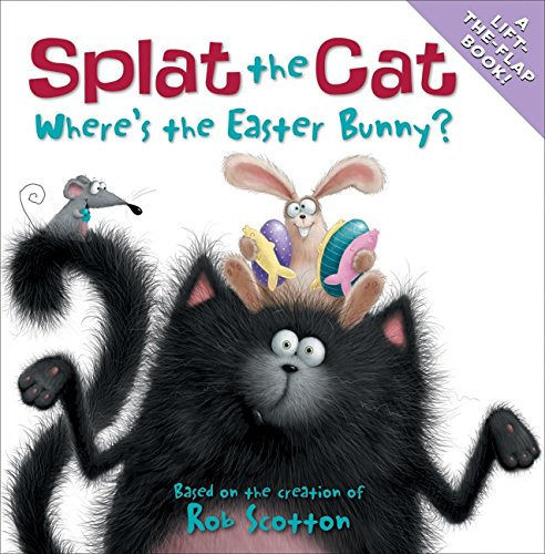 Splat the Cat, Where's the Easter Bunny?