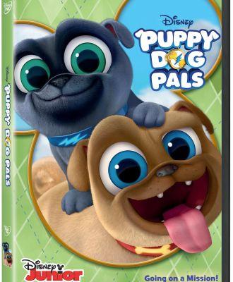 Puppy Dog Pals on Disney DVD