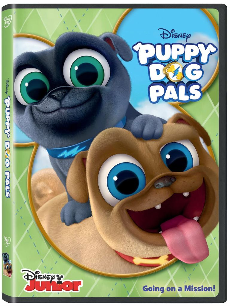 Puppy Dog Pals DVD