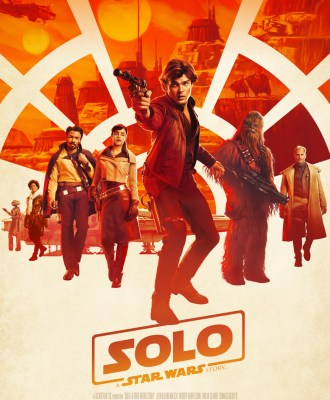 SOLO A STAR WARS STORY TRAILER + POSTER