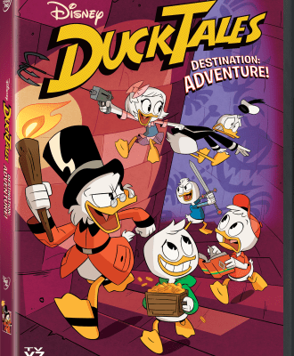 DuckTales Destination Adventure Now on DVD + Activity Kit!
