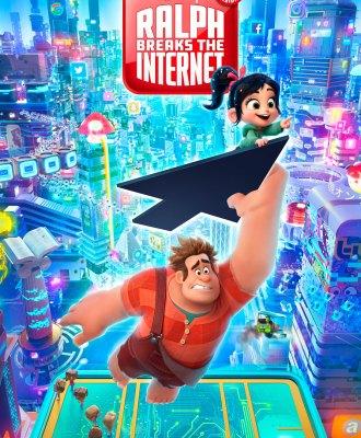 Ralph Breaks the Internet: Wreck it Ralph 2 Official Trailer + Poster!