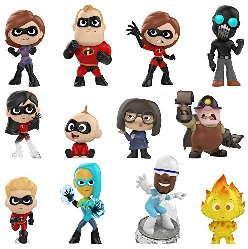 Funko Mystery Minis: Incredibles 2