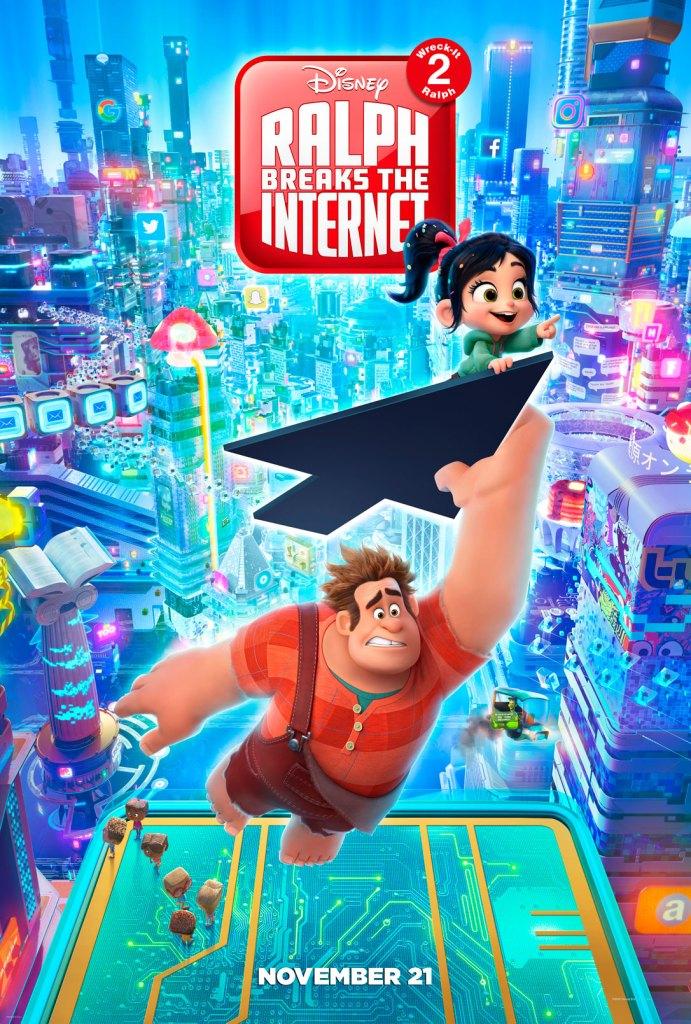 Wreck It Ralph 2 Poster