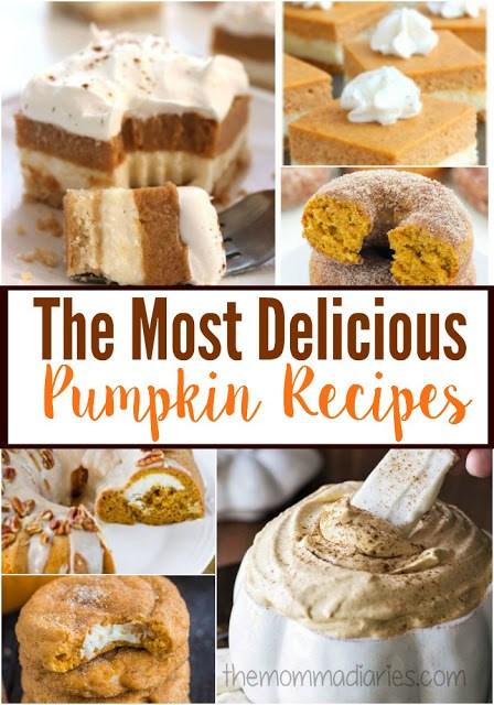 Pumpkin Recipes, Best Pumpkin Recipes, Pumpkin Pie, Pumpkin Donuts, Pumpkin Muffins, Pumpkin Dip, Pumpkin Cheesecake