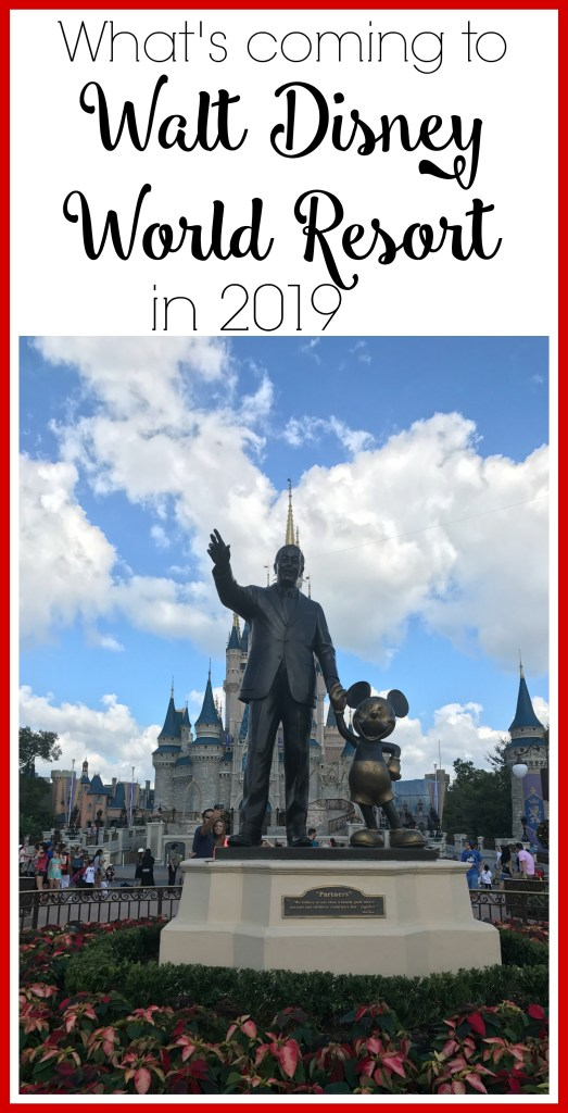 What's coming to Walt Disney World Resort in 2019, What's coming to Walt Disney World Resort in 2019, Disney World 2019, New at Disney in 2019, #DisneySMMC