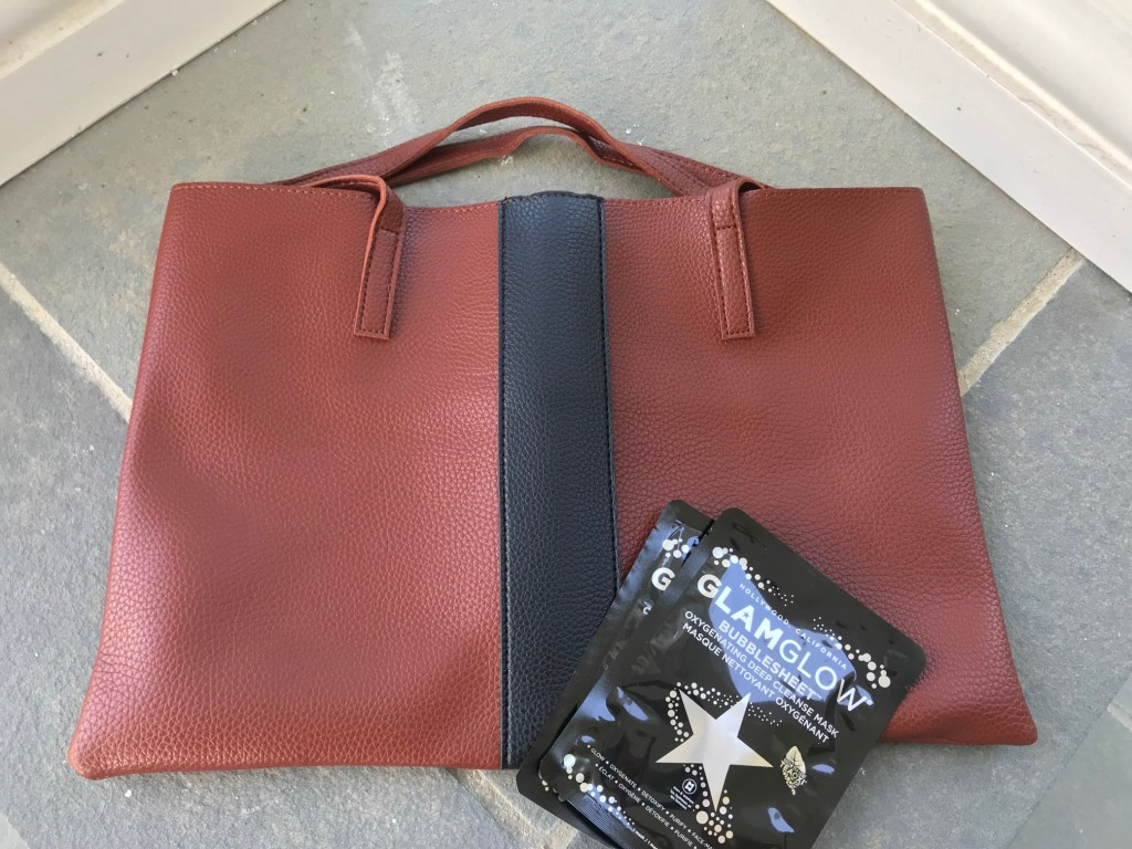 FabFitFun Fall Tote Bag