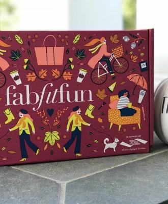 FabFitFun Fall 2018 Box + Promo Code