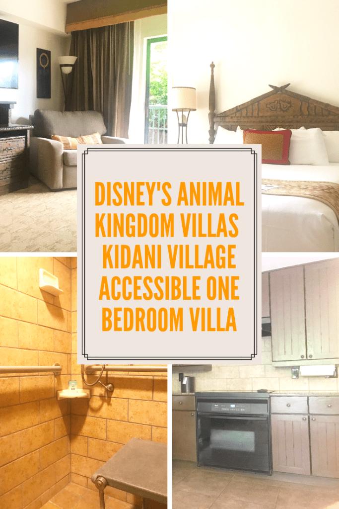 Disney's Animal Kingdom Villas Kidani Village Accessible One Bedroom Villa, Kidani Village Accessible, Animal Kingdom Lodge, Animal Kingdom Lodge Kidani Village, Disney's Animal Kingdom Lodge, Disney Vacation Club Resort, DVC Member, #DisneySMMC