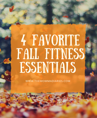 4 FAVORITE FALL FITNESS ESSENTIALS