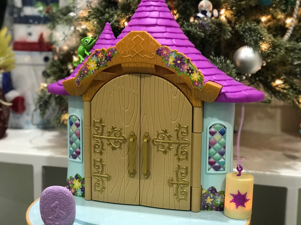Disney Princess Rapunzel Tower Vanity