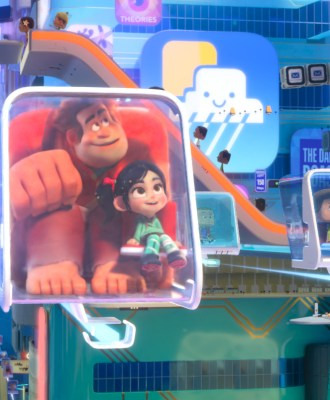 Ralph Breaks The Internet Parent Review #RalphBreaksTheInternet