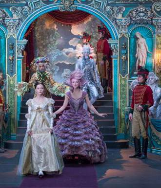 Disney's The Nutcracker and the Four Realms is Now Playing in Theaters EVERYWHERE + New Featurette!