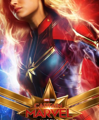 Captain Marvel Character Posters are Here!