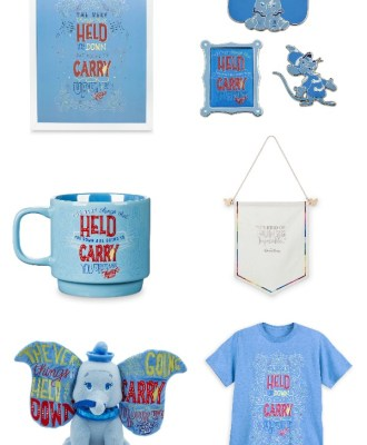 Disney Wisdom Collection Debuts with DUMBO