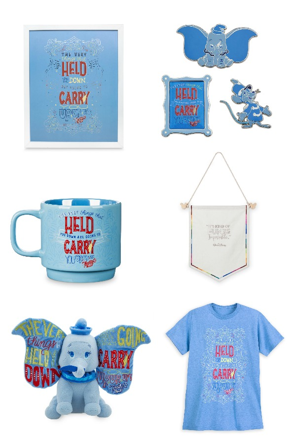 Disney Wisdom Collection Debuts with DUMBO - The Momma Diaries