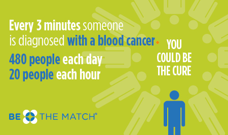 be the match save a life