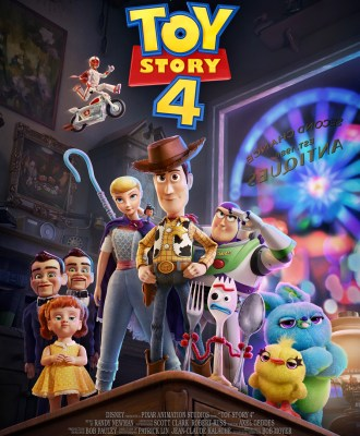 Toy Story 4 Trailer, Poster, + NEW Characters!