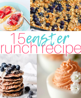 15 Easter Brunch Recipes