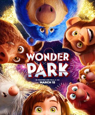Wonder Park Parent Review