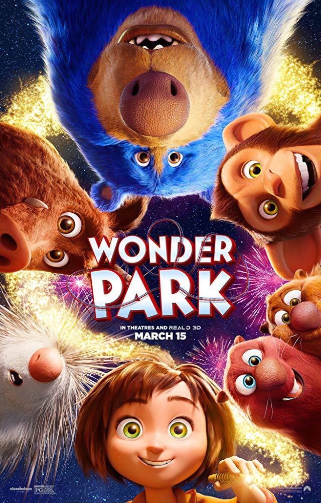 Wonder Park Official Poster