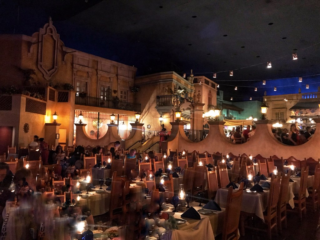 San Angel Inn Mexico Pavilion Epcot