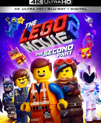 The Lego Movie 2: The Second Part on DVD!