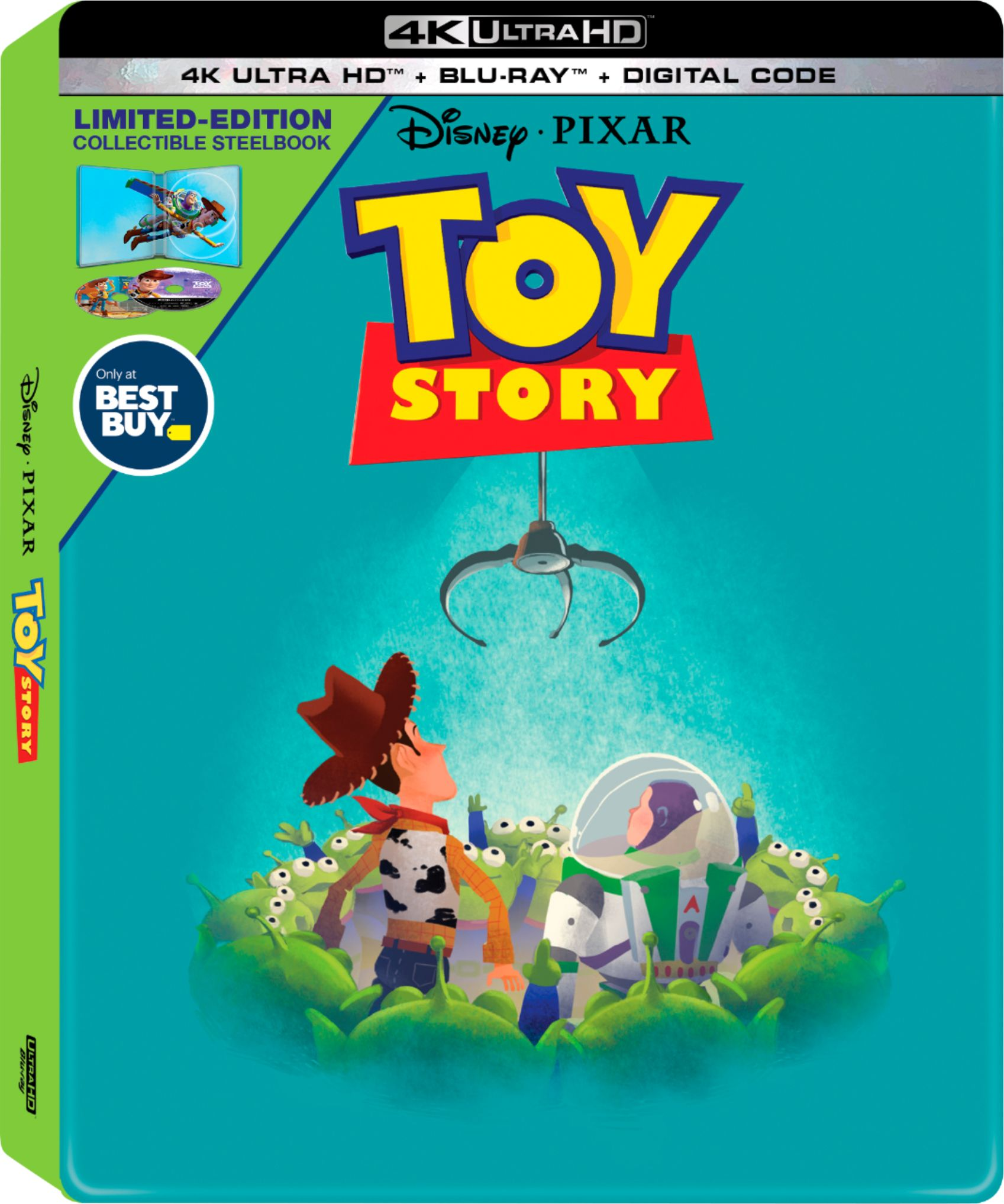 Toy Story Collective Steelbook