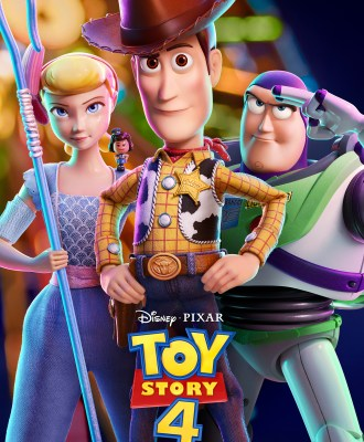 Toy Story 4 Parent Review #ToyStory4
