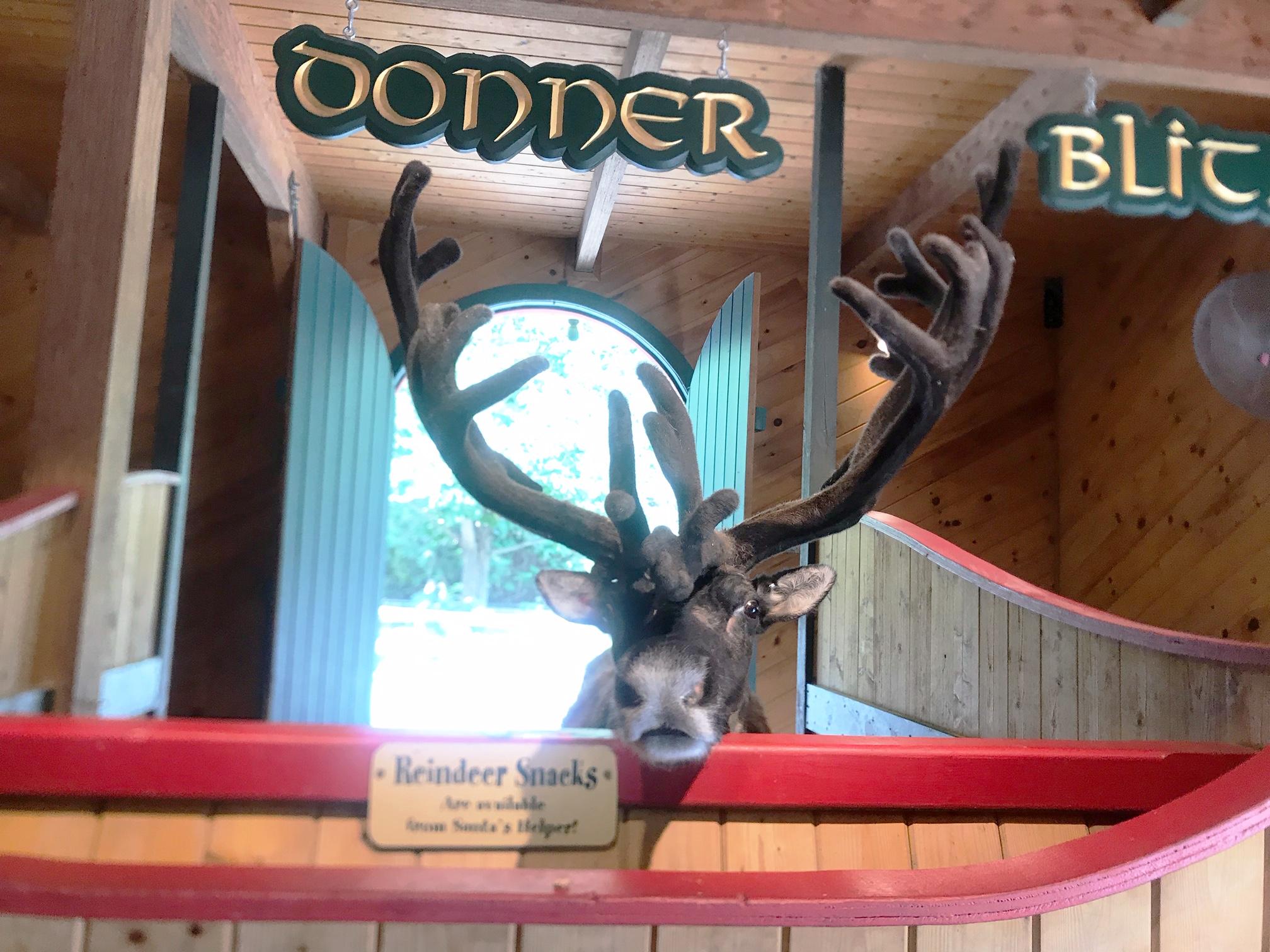 Favorites at Santa's Village, Reindeer Rendezvous