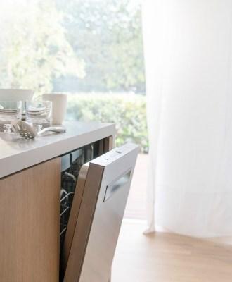 Bosch AutoAir™ Bosch 500 Series Dishwasher