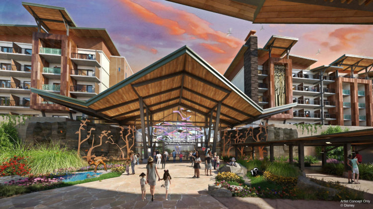 Reflections: A Disney Lakeside Lodge at Walt Disney World Resort